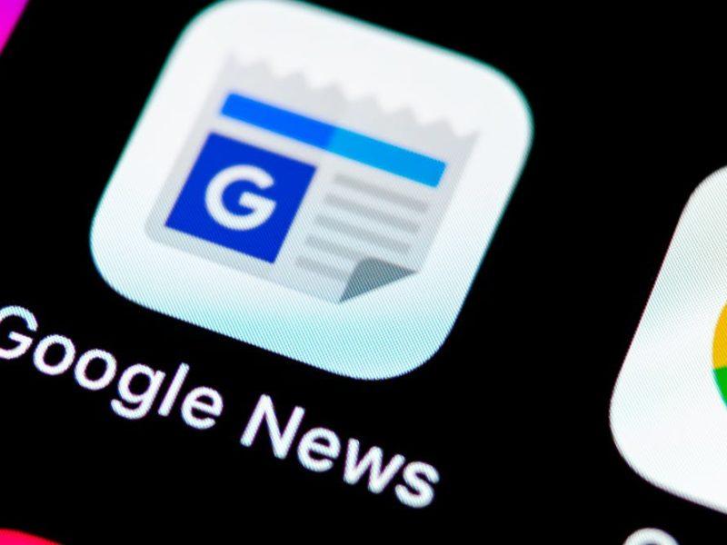 Google News in Australia